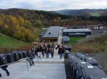 """""""Green Day 2012"""" beim Bergischen Abfallwirtschaftsverband in Lindlar (NRW)"""