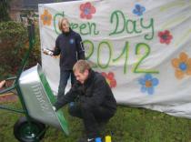 """""""Green Day 2012"""" bei Cathrin Petrick Garten- und Landschaftsbau in Oberwiera (Sachsen)"""