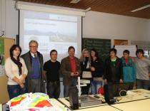"""""""Green Day 2012"""" am HWK Bildungszentrum in Traunstein (Bayern)"""