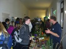 """Messe für """"Grüne Berufe"""" in Halle/Saale (Sachsen-Anhalt) anlässlich des """"Green Day 2012"""""""